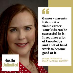 Hustle Unlimited Heather Chandler Revised