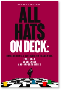 all hats on deck book by Donald Thompson