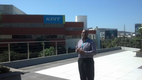 In Pune India, KPIT headquarters after the acquisition of I-Cubed in 2014