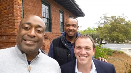 With Greg Boone, CEO of iCiDIGITAL and Brian Onorio, CEO of Proposa