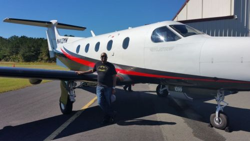Private Aircraft to travel to a speaking engagement