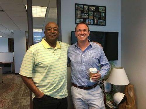 With Brian Oniorio, CEO of Proposa