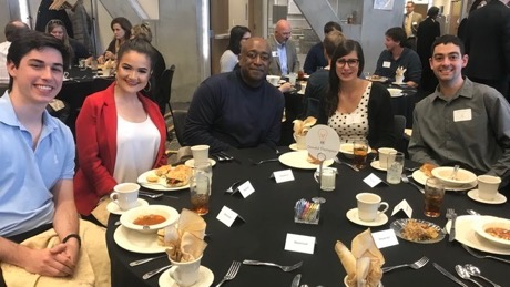 Appalachian State Entrepreneurs Keynote Luncheon